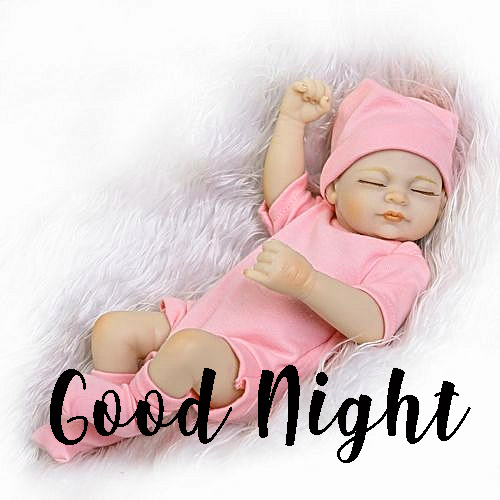 Good Night Images Wallpaper Photo Pics Free Download With Cute Baby Boy