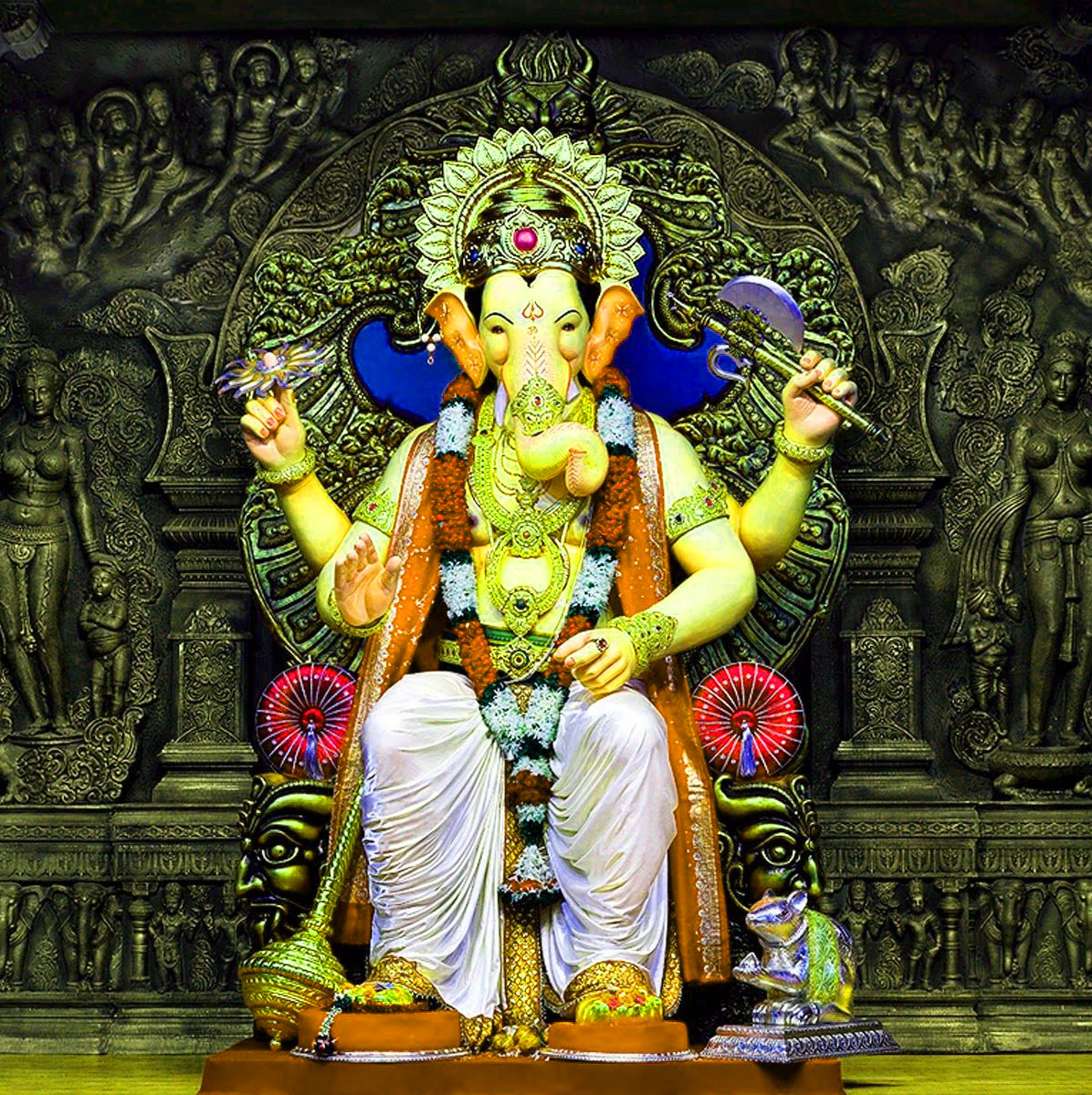Hindu God Lord Ganesha Images Photo Pics Pictures Wallpaper Download