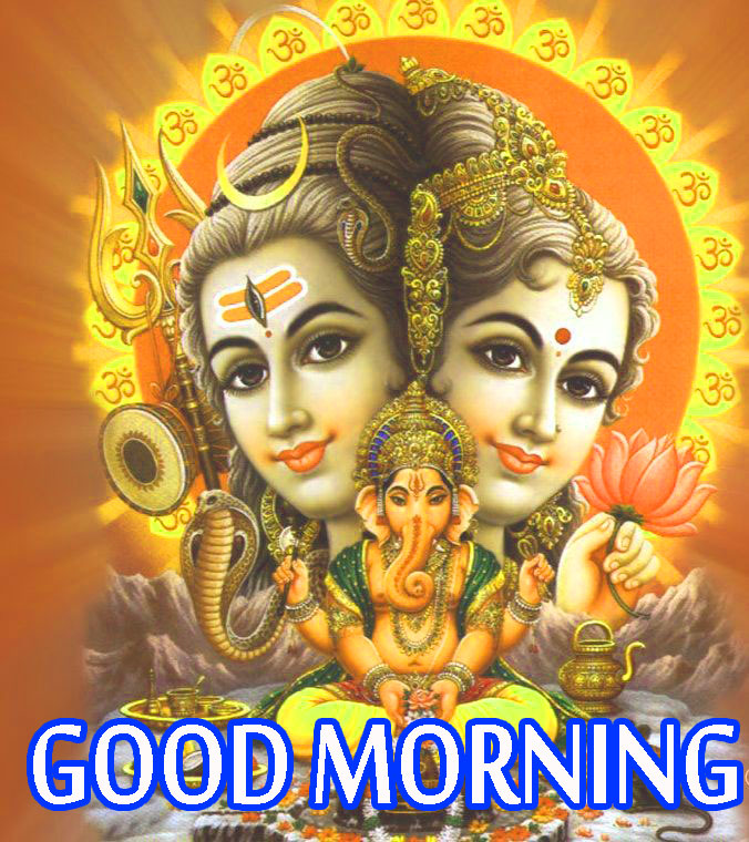 Hindu God Religious Good Morning Images Wallpaper Pics Free Download