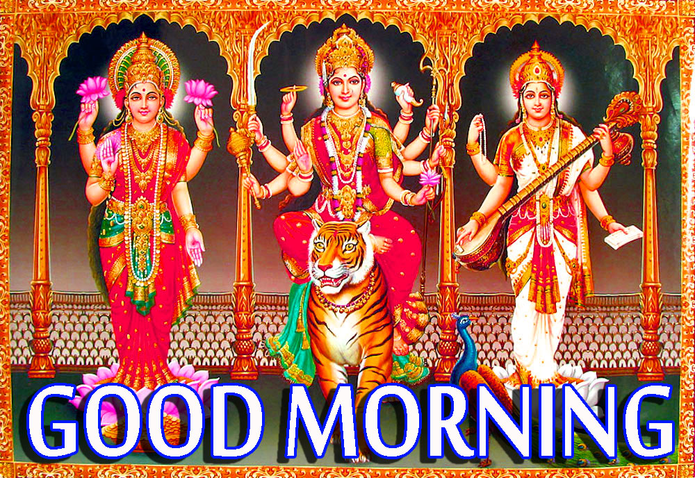 Hindu God Religious Good Morning Images Wallpaper Pics Download For Facebook