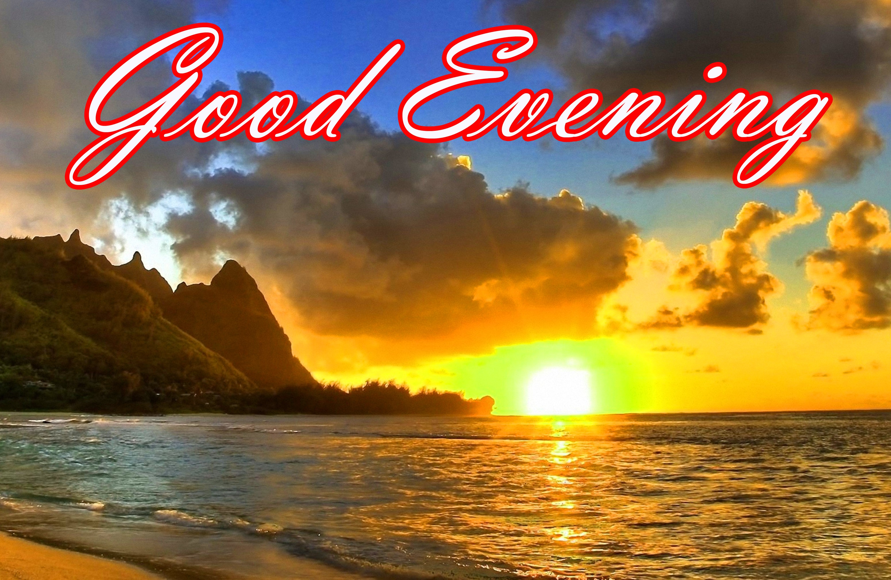 Good Evening Images Pics Wallpaper Photo Pictures Free HD Download