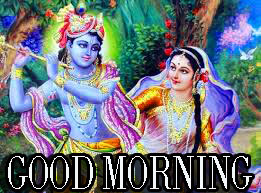 Radha Krishna Images With Love Hindi Quotes Good morning Photo Pictures Wallpaper Free HD Download