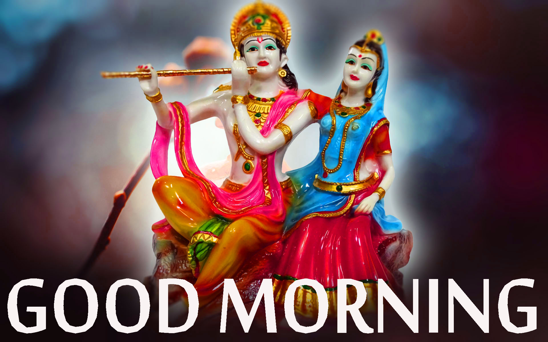 99+ Radha Krishna Good Morning Images Wallpaper Photo Pics HD Download -राधा कृष्णा गुड मॉर्निंग