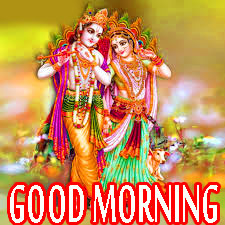 Radha Krishna Good Morning Images Wallpaper Pics Download For Facebook