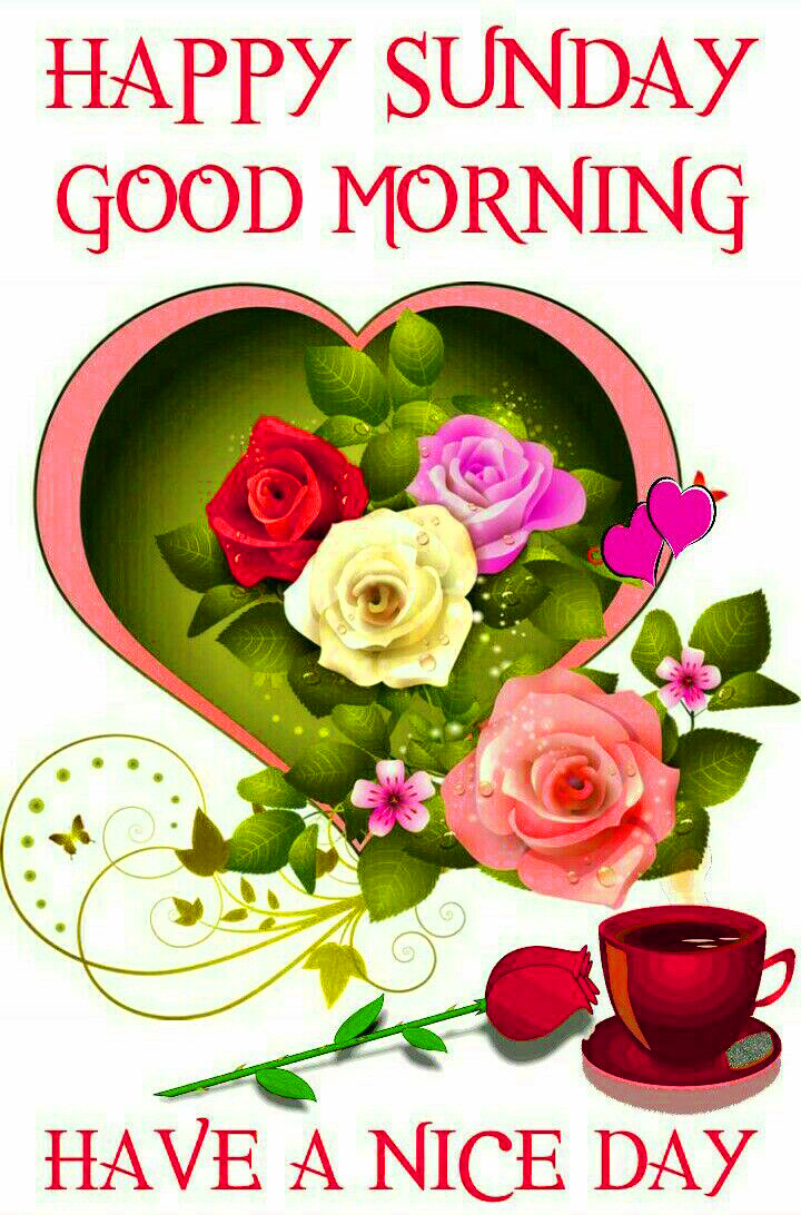 Sunday good morning Images Pics Wallpaper Download