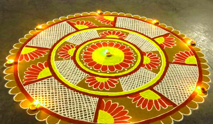 Rangoli Designs Images Wallpaper Pics Very Easy & Latest HD