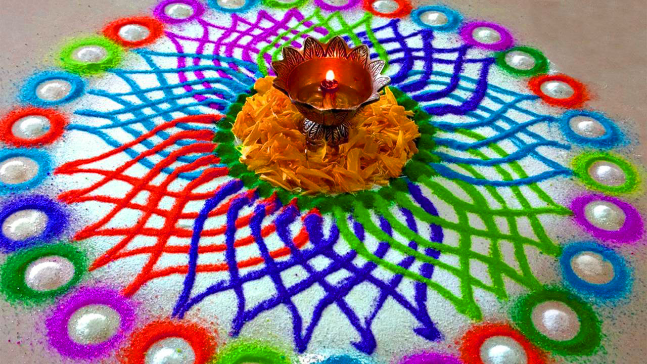 Rangoli Designs Images Wallpaper Pics For Facebook