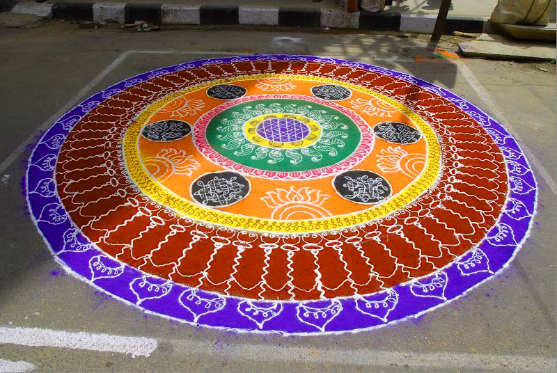 Rangoli Designs Images Wallpaper pictures Free Download
