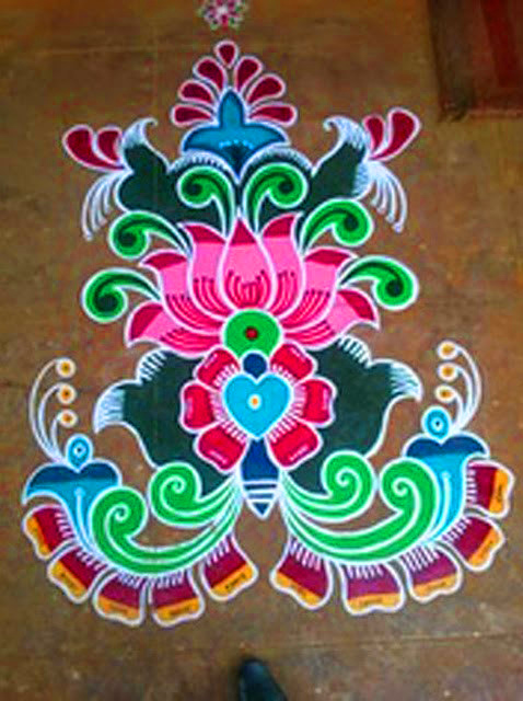 Rangoli Designs Images photo pics Free Download