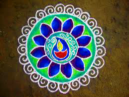 Latest HD Free Rangoli Designs Images Wallpaper Pics Download