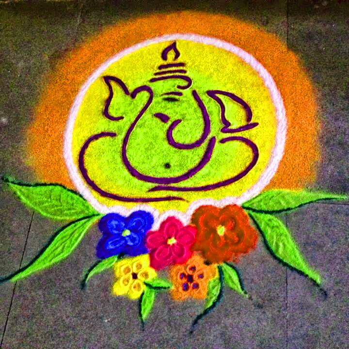 Rangoli Designs Images Wallpaper Pics For Whatsapp HD Download for Facebook