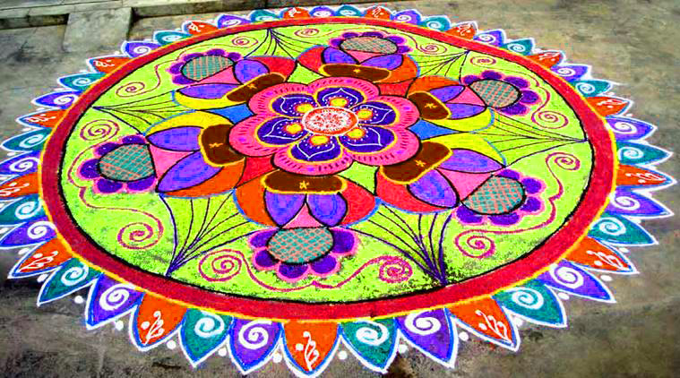 Rangoli Designs Images Wallpaper pics HD Download