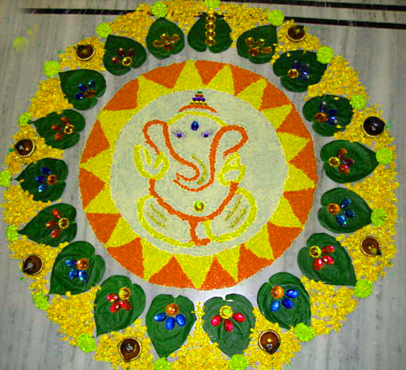 Rangoli Designs Images Wallpaper Pics for Whatsapp