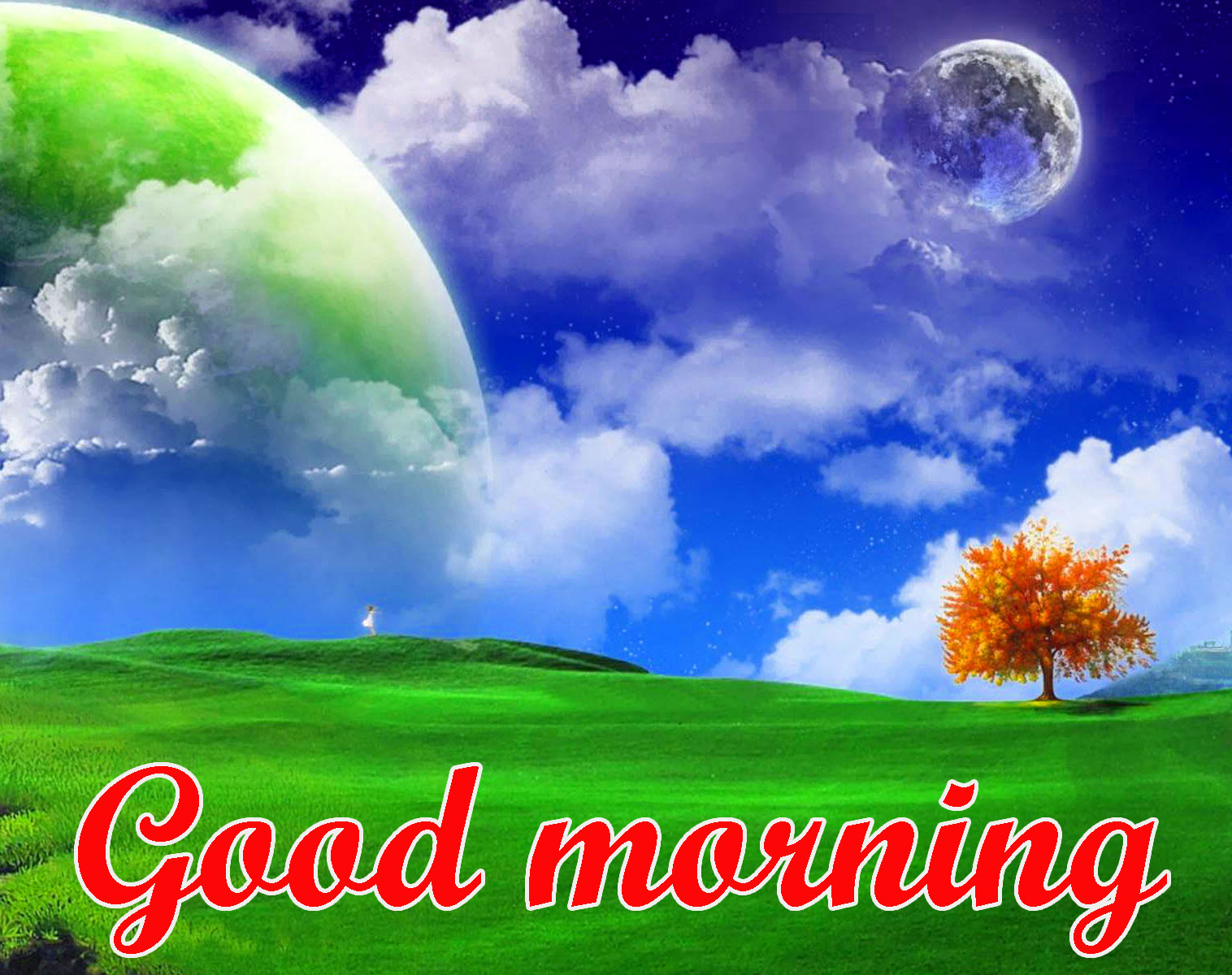 BEAUTIFUL 3D GOOD MORNING IMAGES WALLPAER PICS FOR FB