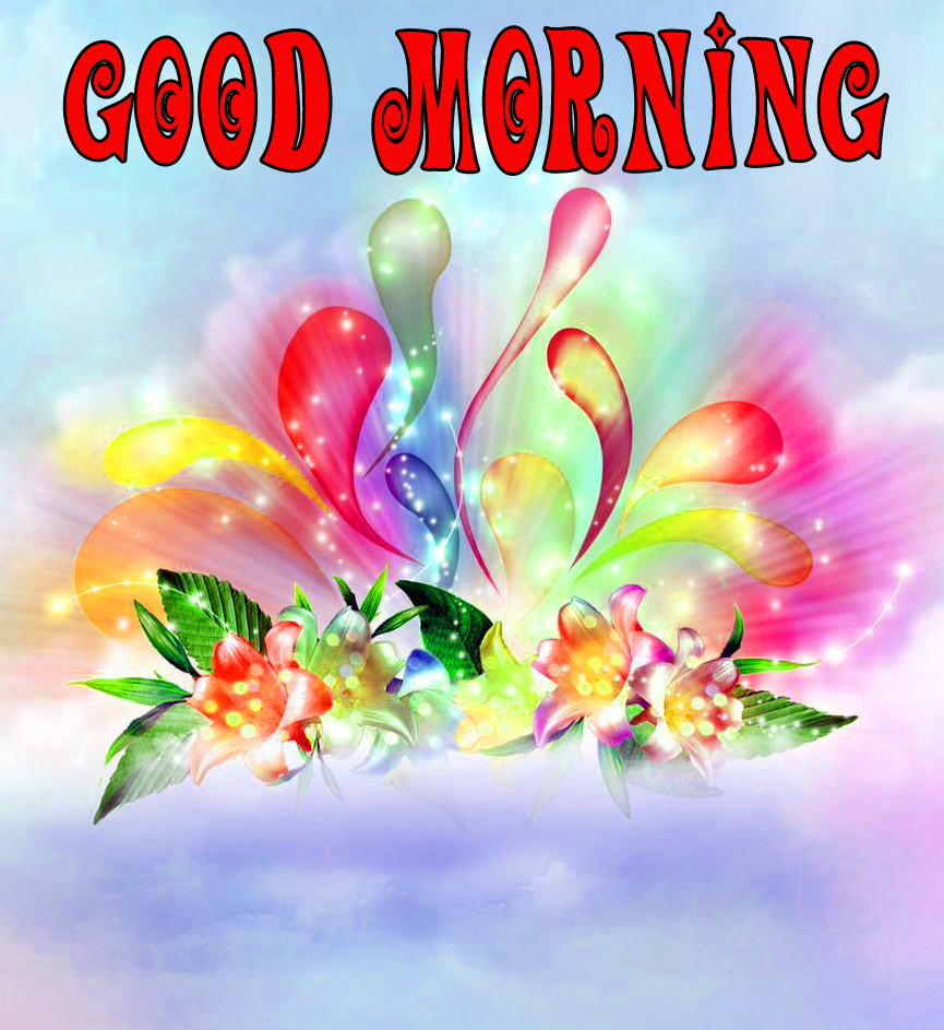 Beautiful 3d Good Morning Images Wallpaper Pics Download & Share