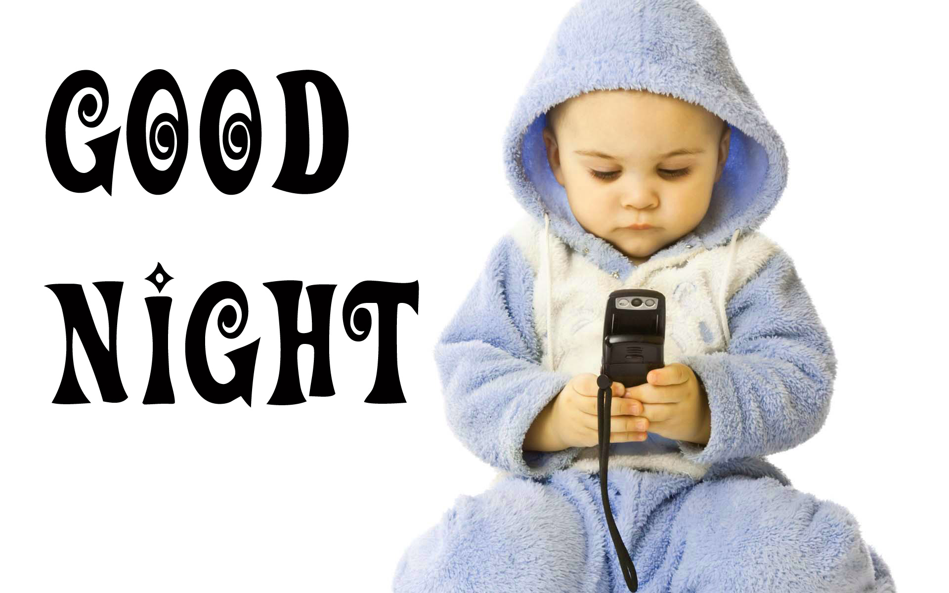 Cute Baby Good Night Images Wallpaper Pics Download