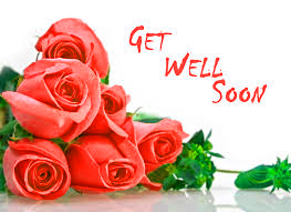 Get Well Soon Images Pictures Wallpaper With Red Rose