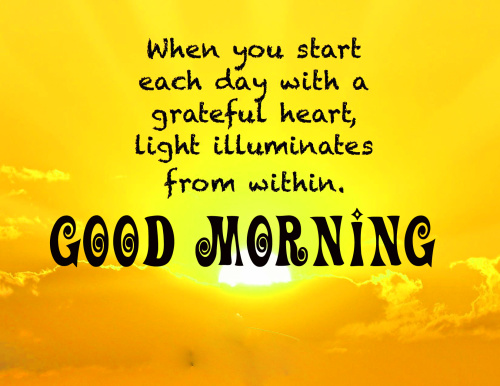 Good Morning My Sunshine Quotes Images Wallpaper Pics Download
