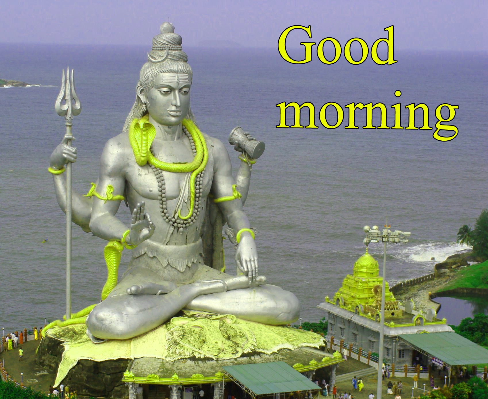 LORD SHIVA GOOD MORNING WISHES IMAGES PICS WALLPAPER HD