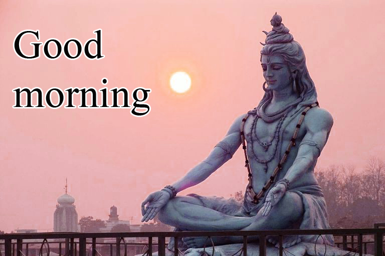 LORD SHIVA GOOD MORNING WISHES IMAGES WALLPAPER PICS HD DOWNLOAD