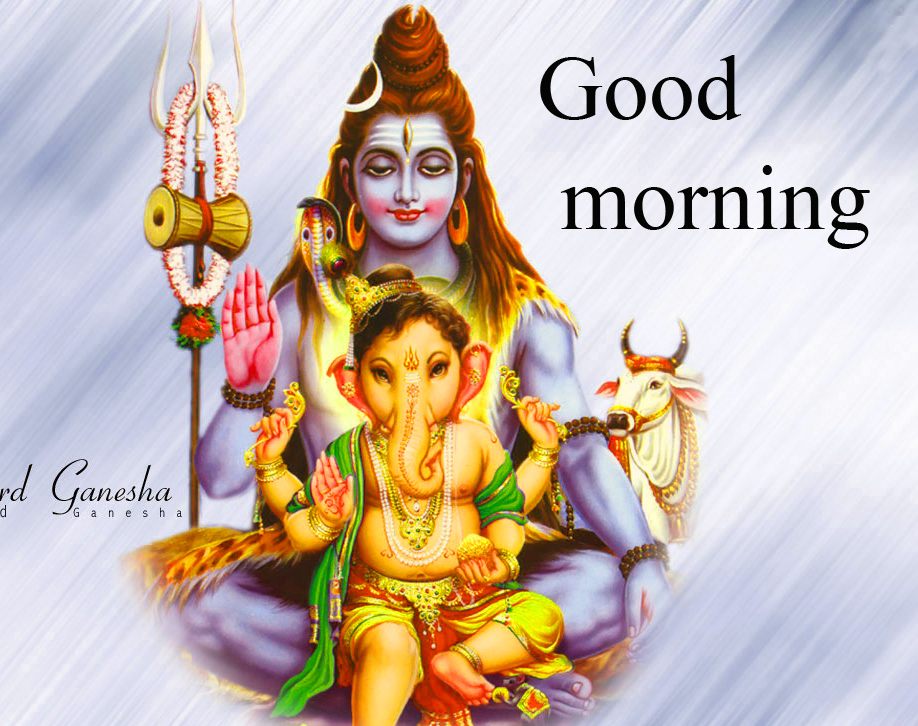 LORD SHIVA GOOD MORNING WISHES IMAGES WALLPAPER PICS FOR WHATSAPP