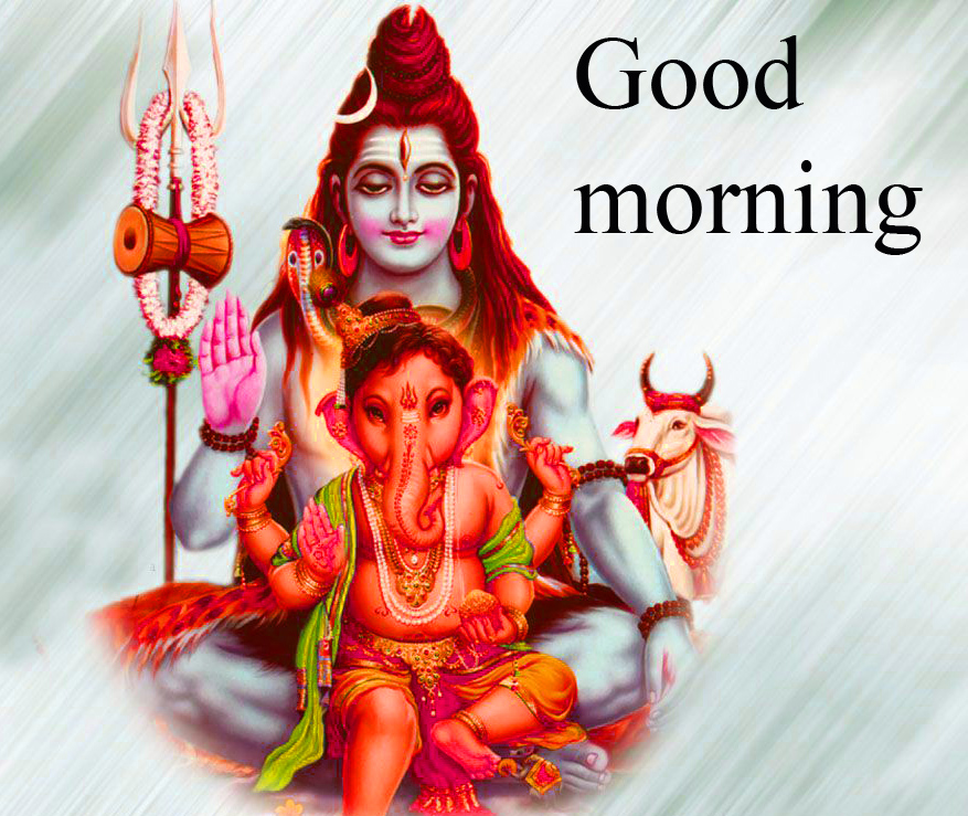 LORD SHIVA GOOD MORNING WISHES IMAGES PHOTO HD DOWNLOAD