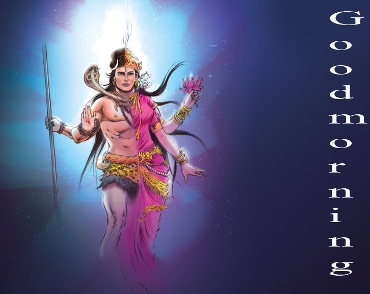 LORD SHIVA GOOD MORNING WISHES IMAGES PICTURES FREE DOWNLOAD