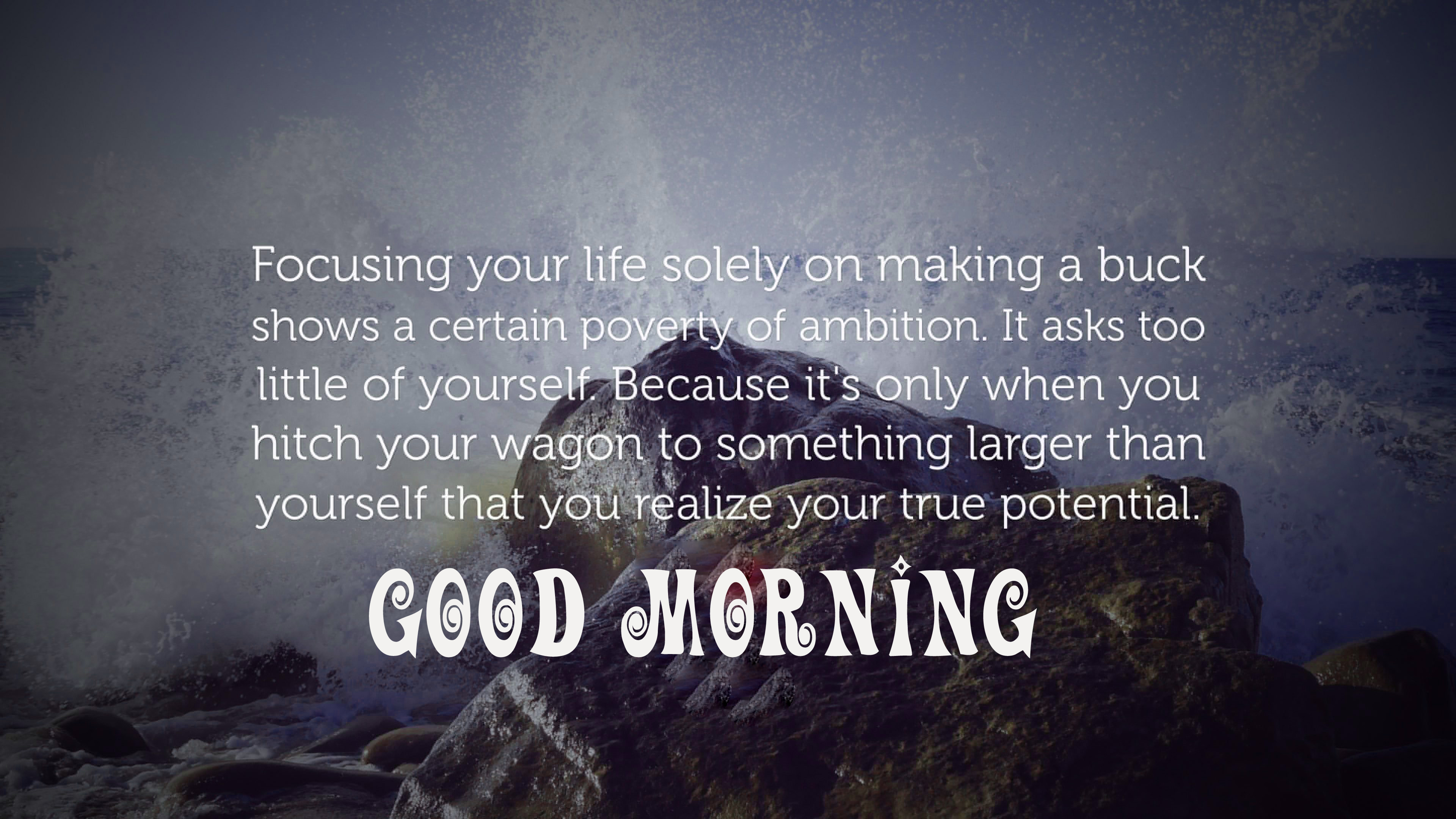 Good morning quote to your day Images Pics Download