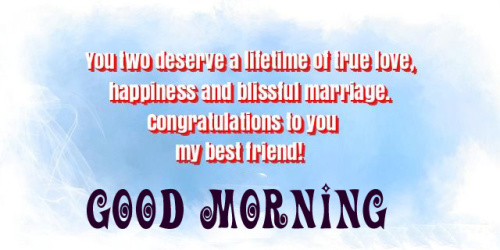 Good morning wishes for my dear friend Images Photo for Whatsapp