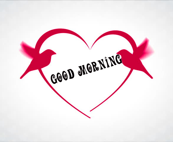 176+ Good morning wishes with heart Images Wallpaper pics