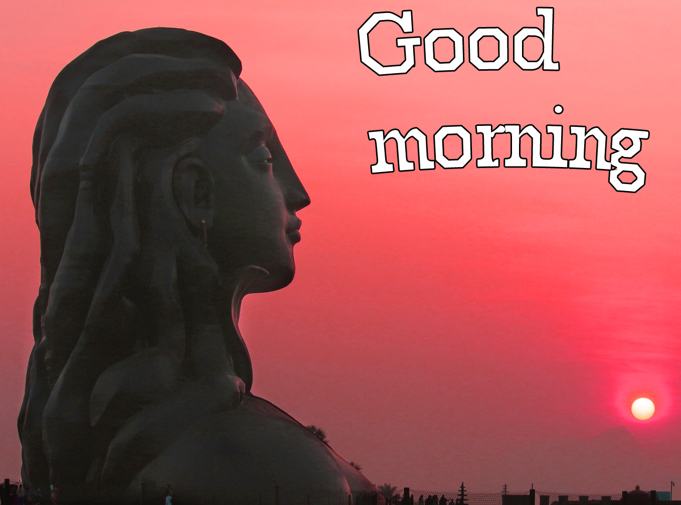 LORD SHIVA GOOD MORNING WISHES IMAGES WALLPAPER PHOTO DOWNLOAD
