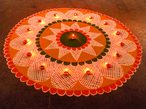 Rangoli Designs Images Wallpaper Pics Download for Whatsapp