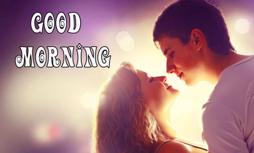 Romantic Lover Best good morning Wallpaper Pics for Whatsapp