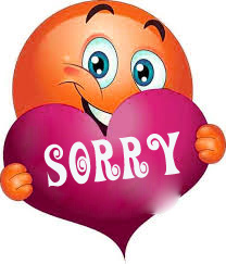 Sorry Images Pics Pictures for Whatsapp