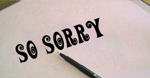 Sorry Images Pics Wallpaper for Whatsapp