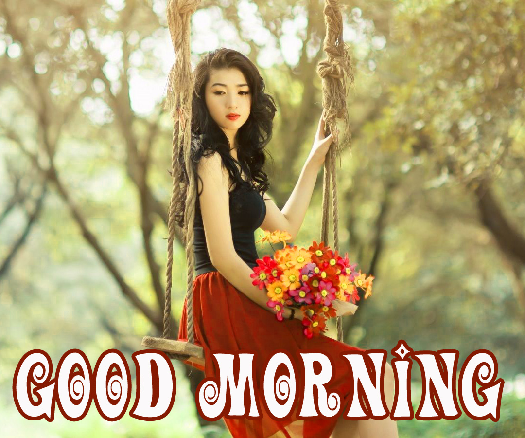 Good morning picture for the most beautiful girl in the world Images Pictures HD Download