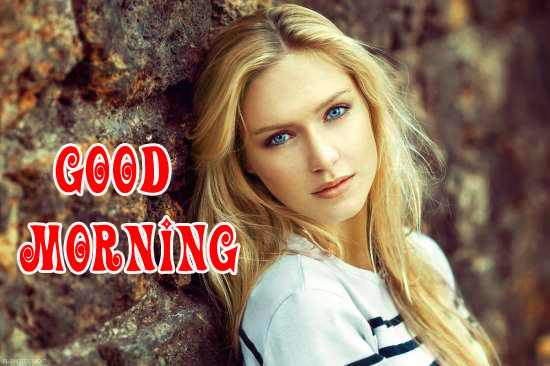 Good morning picture for the most beautiful girl in the world Images Pics Wallpaper Download