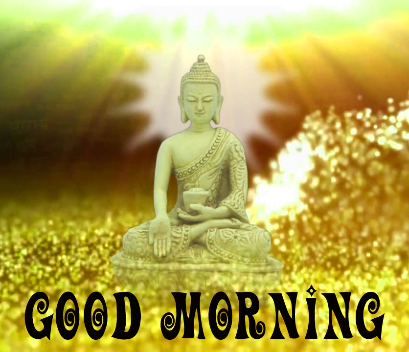 gautam buddha good morning Images Pics Download