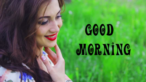 Good morning wishes for girl Images Photo Pics Download