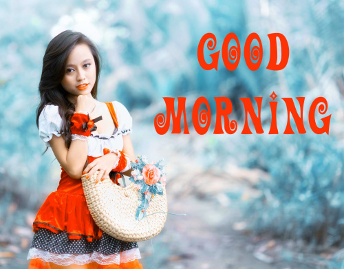 Good morning wishes for girl Images Wallpaper Pics Download