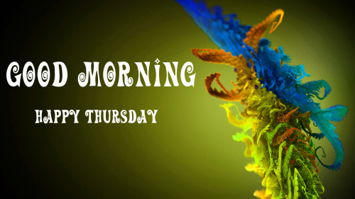 good morning wishes on thursday Images Wallpaper Pics Download