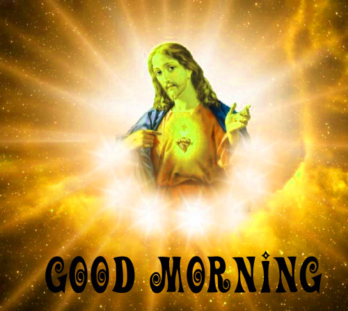 lord jesus Good Morning Images Photo Wallpaper Download