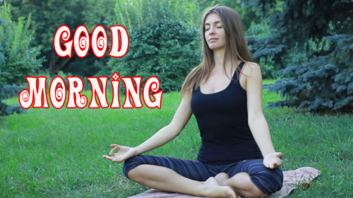 yoga lovers good morning Images Wallpaper Pics HD New