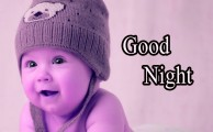 172+ Good Night Images With Cute Baby Boys & Girls