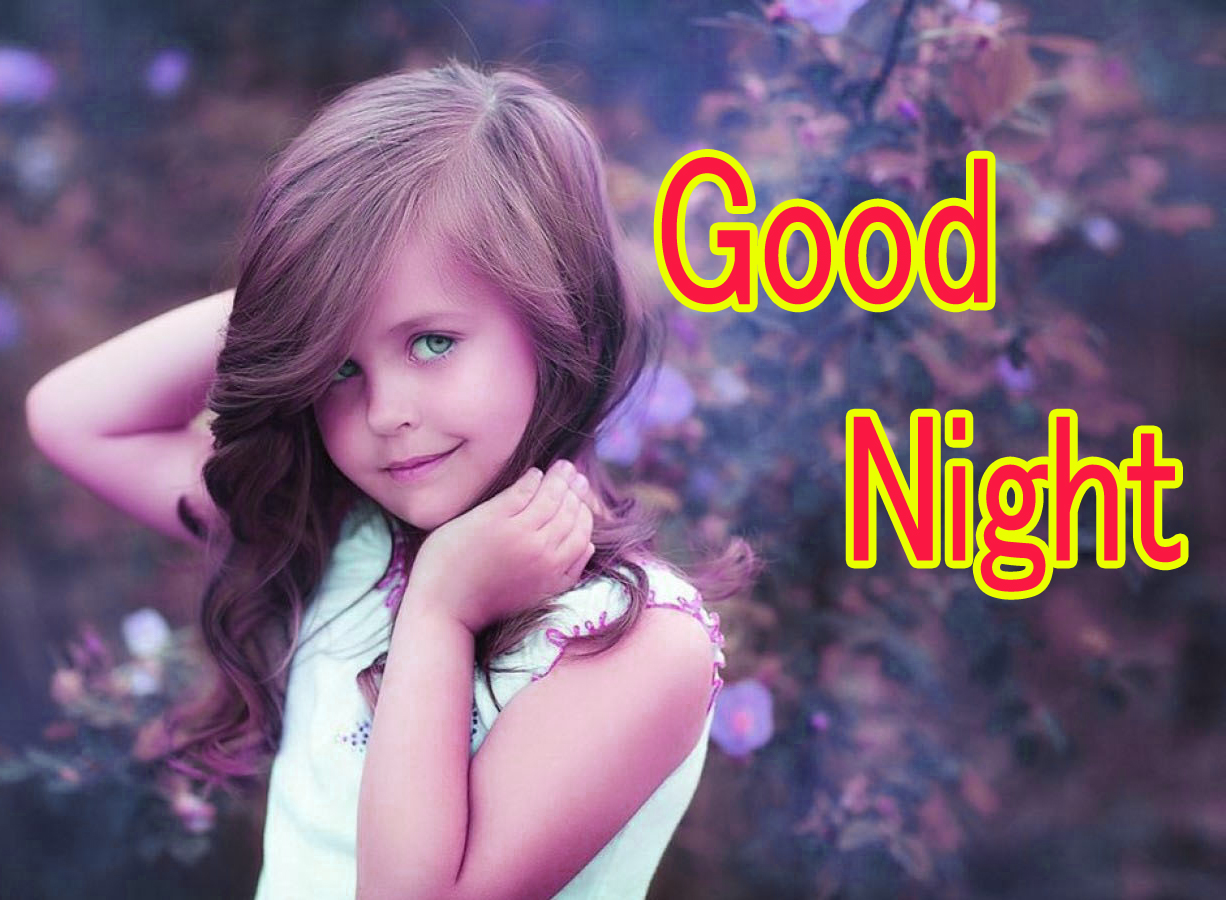 GOOD NIGHT IMAGES WITH CUTE BABY BOYS & GIRLS  PHOTO PICS HD FREE DOWNLOAD