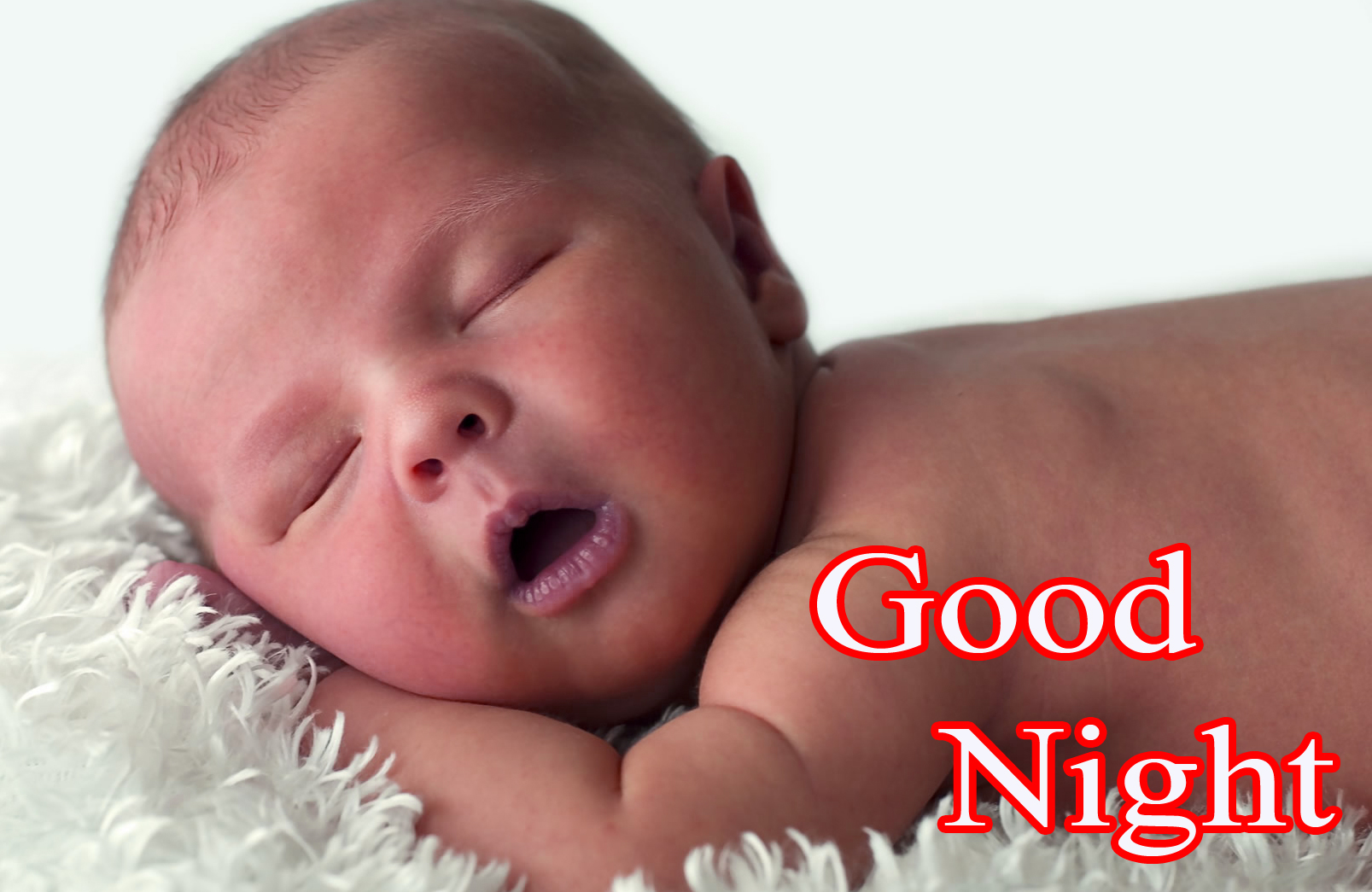 GOOD NIGHT IMAGES WITH CUTE BABY BOYS & GIRLS  WALLPAPER PICS HD