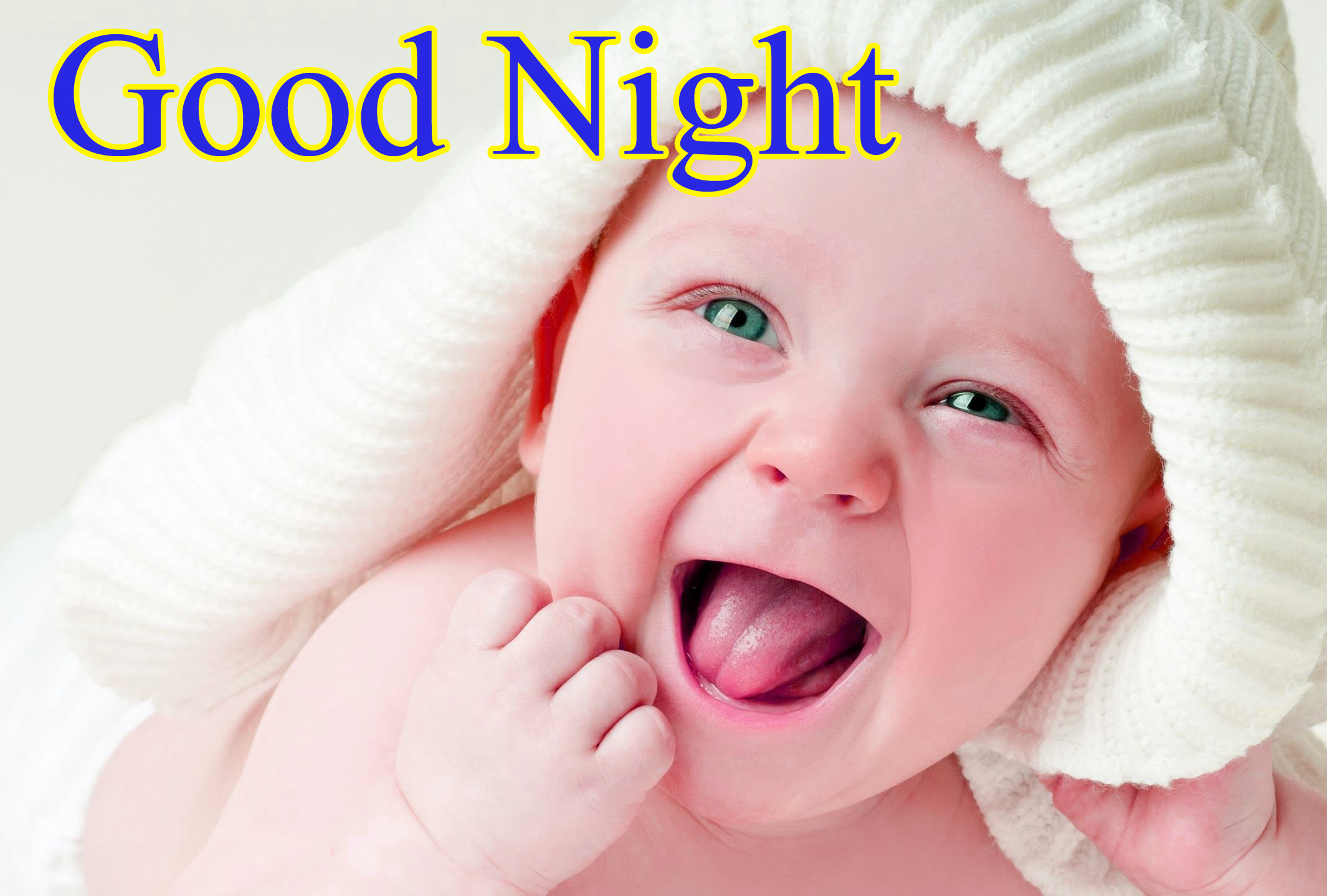 GOOD NIGHT IMAGES WITH CUTE BABY BOYS & GIRLS WALLPAPER PICS DOWNLOAD FOR FACEBOOK
