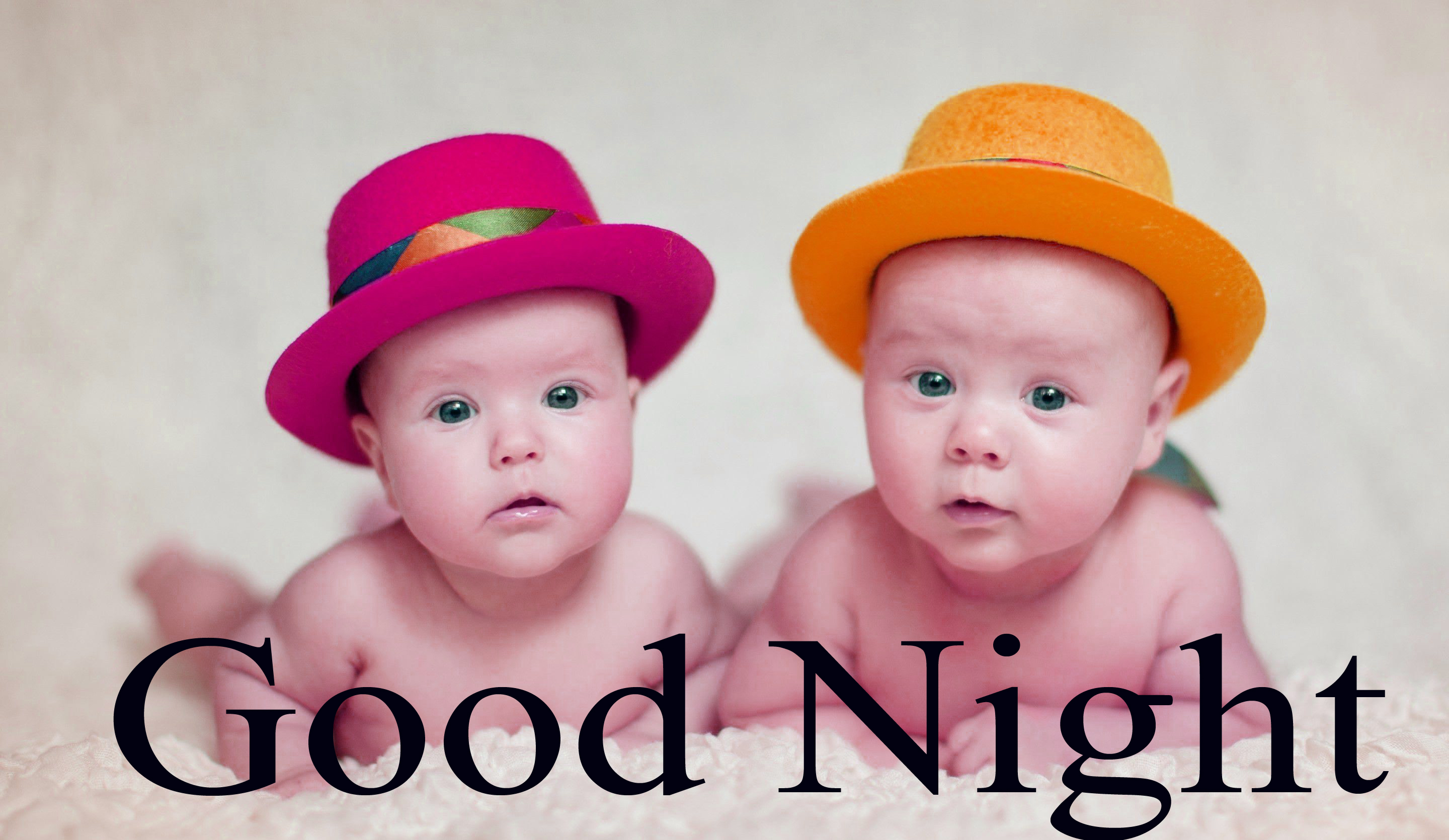GOOD NIGHT IMAGES WITH CUTE BABY BOYS & GIRLS WALLPAPER PICS FREE