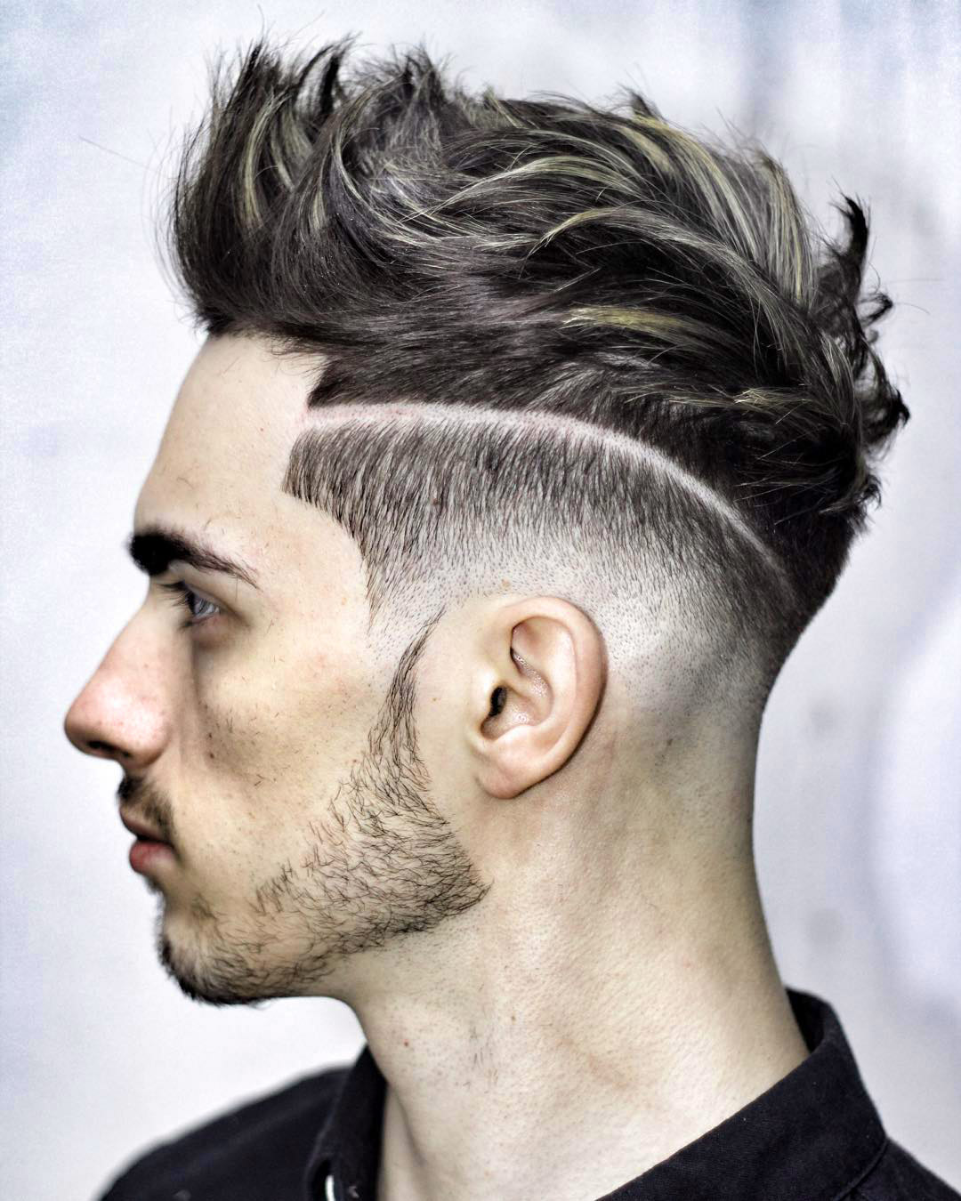 BOYS HAIR STYLISH DESIGN IMAGES PHOTO FOR WHATSAPP