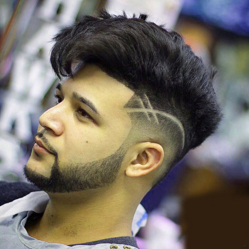BOYS HAIR STYLISH DESIGN IMAGES WALLPAPER PICTURES